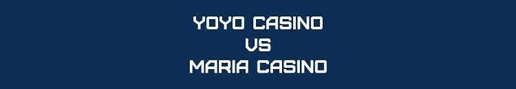 Jämföra casinon