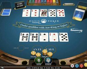 Oasis Stud Poker – vad är det?